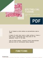 EPITHELIAL TISSUE.pdf