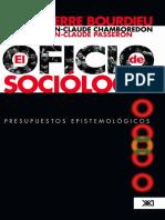 Bourdieu et al - El Oficio Del Sociologo.pdf