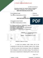 Purva Ingle v State of Maharashtra Bombay HC Refuses to Round Off Law Aspirants Marks(1)