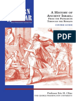 (Modern scholar) Eric H Cline - A history of ancient Israel.pdf