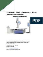 X-ray Machine Manual