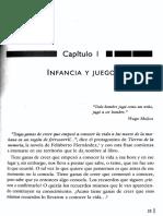 Rozental- El Juego, Historias de Chicos