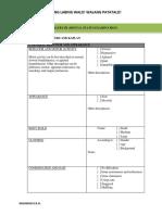 Checklist Mse