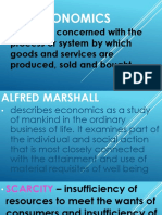 Applied Economics Power Point