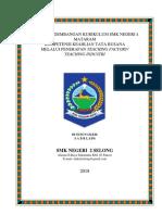 Cover Tugas Draft Pengembangan Kurikulum Smk Negeri