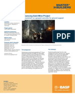 Gosowong Gold Mine Project Reference