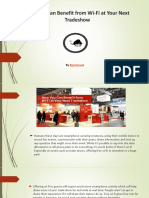 How You Can Benefit From Wi-Fi at Your Next Tradeshow