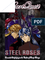 HeartQuest Steel Roses
