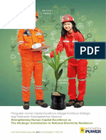 Sustainability Report Pt Indonesia Power Tahun 2017