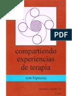 Compartiendo experiencias de terapia con hipnosis