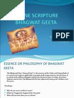 (Bs) Final Ppt of Bhagwat Geeta......