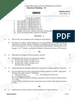 emc-ii QUESTION PAPER
