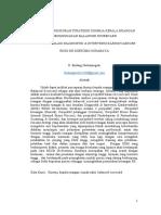 Analisis Pengukuran Strategik Kinerja Kepala Ruangan Rsud Dr.soetomo