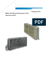 Daikin Water Cooling-Evap Coils Catalog CAT 411-9 LR