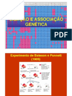 Aula 01- Ligação e Associação Genética