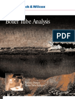 Boiler Tube Analysis