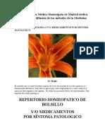rio Homeopatico de Bolsillo