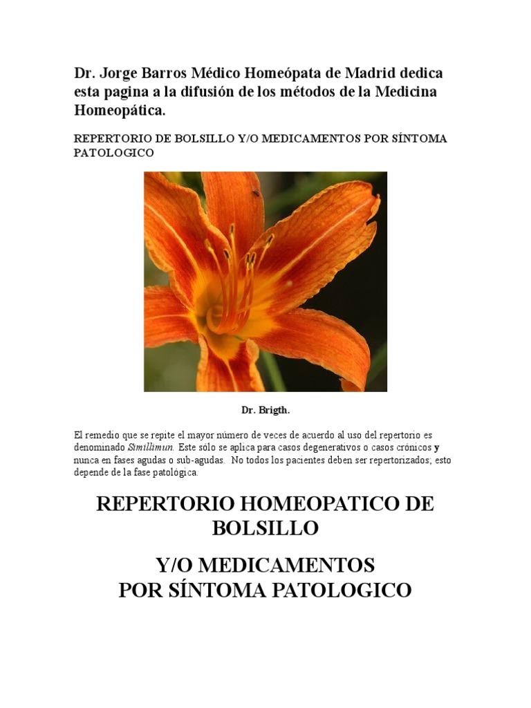 tratamiento de la erección débil en homeopatía