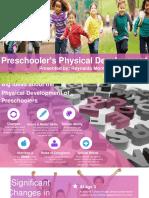 Preschoolers' Physical Development.pptx