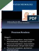 Gadar Neurologi; Stroke & Trauma Kapitis 2019