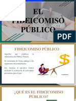 El Fideicomiso 8