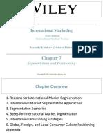 ch07 - Segmentation &  Positioning.ppt