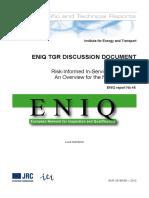 ENIQ Report 46--RI-IsI Overview for the Non-Specialist