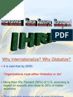 International HRM (13) June -Aug 2013