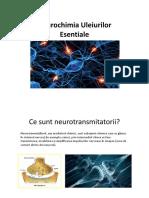 Neurochimia uleiurilor esentiale