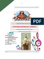 CANCIONERO 2019. NUESTRA SEÑORA DEL CARMEN - GUASDUALITO - GRUPO.docx