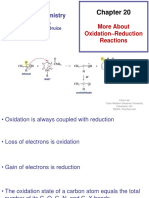oxidation of alcohal