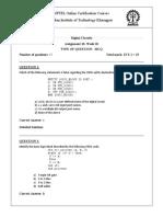 Assignment 10