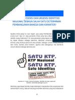 Menelusuri Konsep dan Urgensi Identitas Nasional