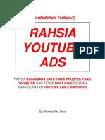 Rahsia Trafik Targeted Dengan Youtube Ads 3