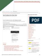 Deed of Conditional Sale of Motor Vehicle