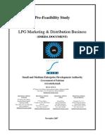 Lpg Feasibility Report