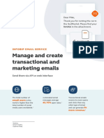 Email Product Overview Brochure 2019