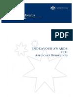 Endeavour Awards Australia