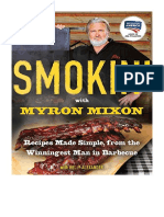 [2011] Smokin' with Myron Mixon by Myron Mixon |  Recipes Made Simple, from the Winningest Man in Barbecue | Ballantine Books
