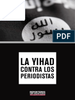 2016 Rsf Informe Es Yihad Contra Periodistas