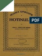 Vechea Episcopie a Hotinului