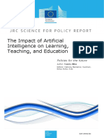 the Impact of Artificial Intelligence on Learning Final 2