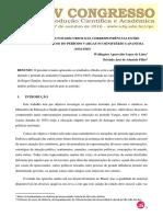 REPRESENTAÇÕES NOS DISCURSOS DAS CORRESPONDÊNCIAS ENTRE LIBERAIS E CATÓLICOS