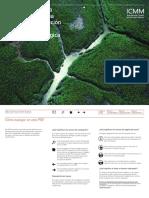 Guía Prácticapara la Gestion del Agua en Mineria