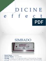 Example Medicine Effect