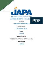 tarea 5 de geografia dominicana 2 jessenia peña 15-4349 (1).docx