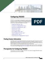 Cisco Tacacs Configuration