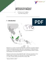 Milk Production in Malaysia