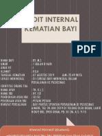Presentation Audit Internal Bayi