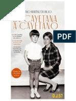 De Cayetana a Cayetano - Cayetano Martínez de Irujo